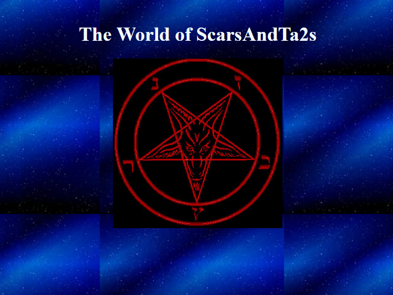 The World of ScarsAndTa2s