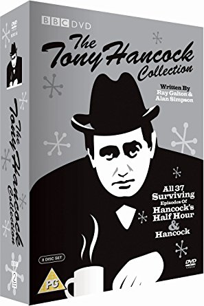 The Tony Hancock BBC Collection (8 Disc Box Set)