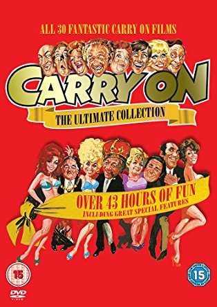 Carry On - The Ultimate Collection [Reg 2]