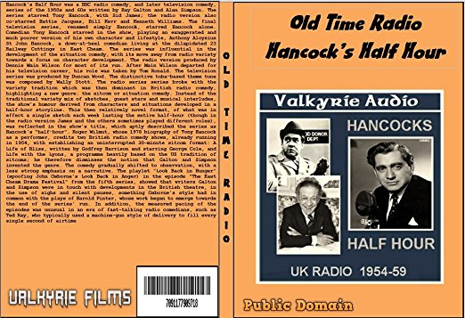 Hancock's Half Hour - Old Time Radio (Audio CD)