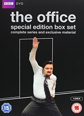 The Office - Complete Series 1 & 2 and the Christmas Specials [Reg 2]