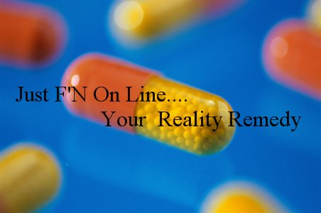 Just F'N On Line (Your Reality Remedy)