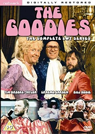 The Goodies - The Complete LWT Series