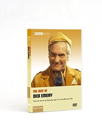 The Best of Dick Emery [DVD]