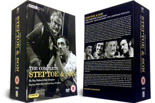 Steptoe & Son: Seasons 1-8 & Christmas Specials