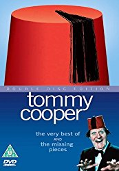 Tommy Cooper Box Set [DVD]