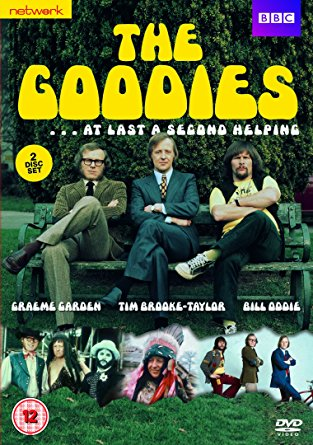 The Goodies ...At Last a Second Helping - BBC
