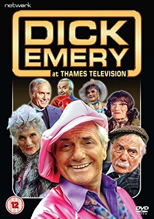 Dick Emery at Thames Television [DVD]