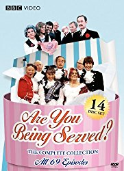 Are You Being Served? Complete DVD collection