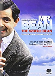Mr. Bean: The Whole Bean (Complete Series)