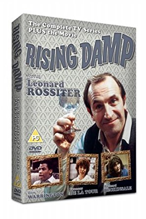 Rising Damp: The Complete Collection [DVD]