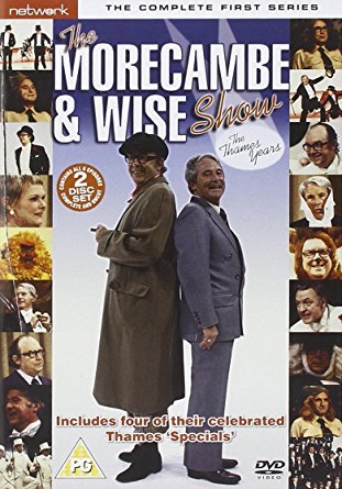 The Morecambe & Wise Show - The Thames Years