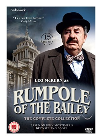 Rumpole of the Bailey: The Complete Series [Reg 2]