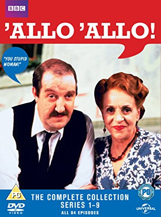 'allo 'allo: The Complete Series 1-9 [Reg 2]