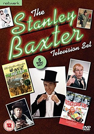 The Stanley Baxter Television Set [DVD]