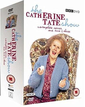 The Catherine Tate Show : Complete BBC Series 1-3