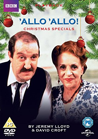 Allo 'Allo - The Christmas Specials [Reg 2]