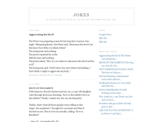 The Joke weblog