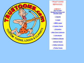 TrueToons Caricatures & Custom Cartoons