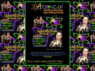 Atomical - Official Australian Steve McGrew Fan Site