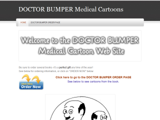 DOCTOR BUMPER MEDICAL CARTOONS