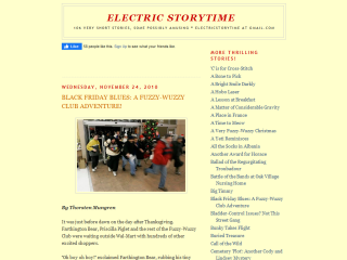 Electric Storytime