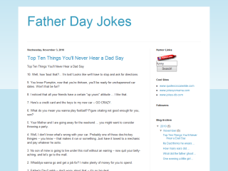 Father Day Jokes