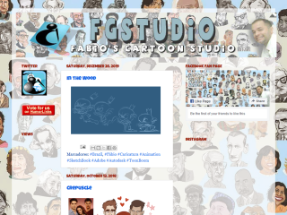 FGStudio, Fabio Cartoons Comics & Caricatures