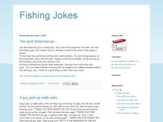 Fishing Jokes