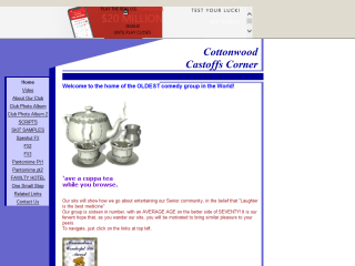cottonwood castoffs corner