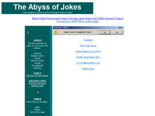 Abyss of Jokes