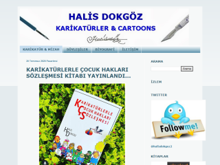 Medical paramedical cartoons Dr.Halis Dokgoz