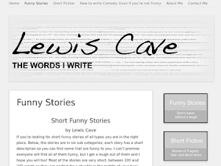 Lewis Cave | Funny Stories