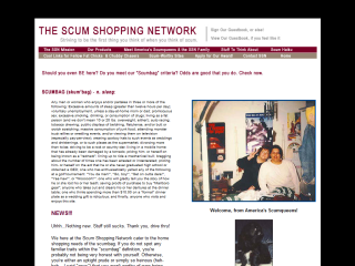 The Scum Shopping Network