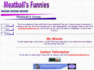 Meatball's Funnies