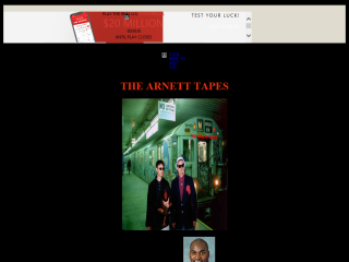 The Arnett Tapes - prank calls, crank calls