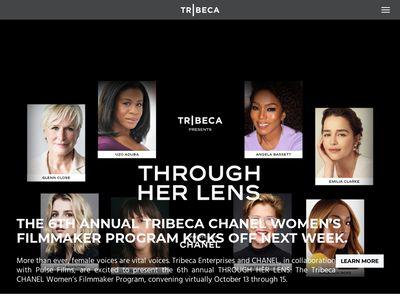 THE TRIBECA NETWORK