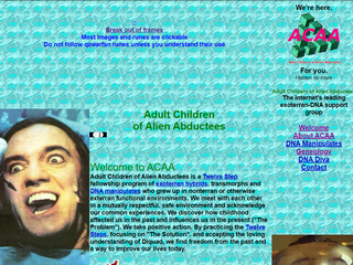 Adult Children of Alien Abductees