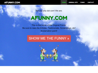 afunny.com - Original Humor and Twisted Comedy
