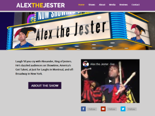 Alexander King of Jesters
