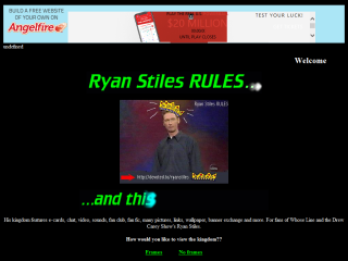 Ryan Stiles RULES