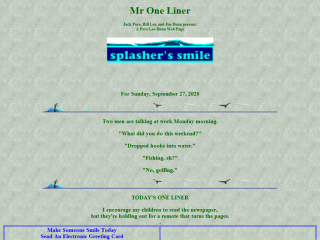 Splasher's Smile