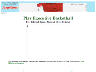 Play Executive Basketball