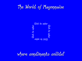 The World of Mayonnaise