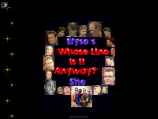 Elyse's Whose Line Site