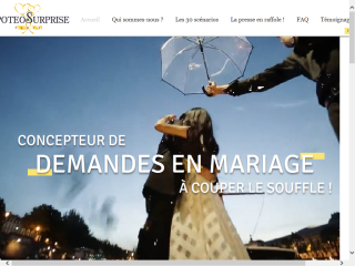 ApoteoSurprise - How to propose in Paris ?