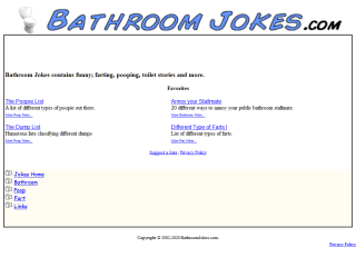 Bathroom Jokes