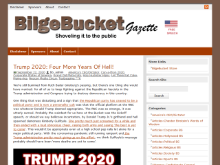 The BilgeBucket Gazette