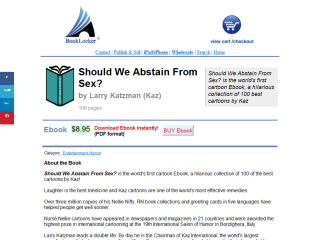 Ebook: Should We Abstain From Sex?