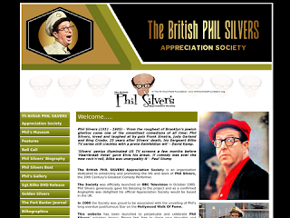 The British PHIL SILVERS Appreciation Society